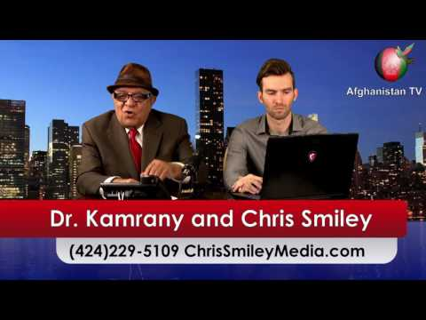 Trump, Russian hacking, Afghanistan and Trump - Dr. Kamrany and Filmmaker Chris Smiley 1/7/17