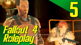 """THE  """"S.A.F.E.""""  TEST - Fallout 4: Life Of A Merchant Roleplay Part 5 (PC 