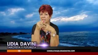 Bolsita de la Prosperidad 2017 por Lidia Davini