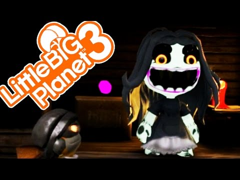 AMY'S HORROR HOUSE 2! | Little Big Planet 3 Multiplayer (60)