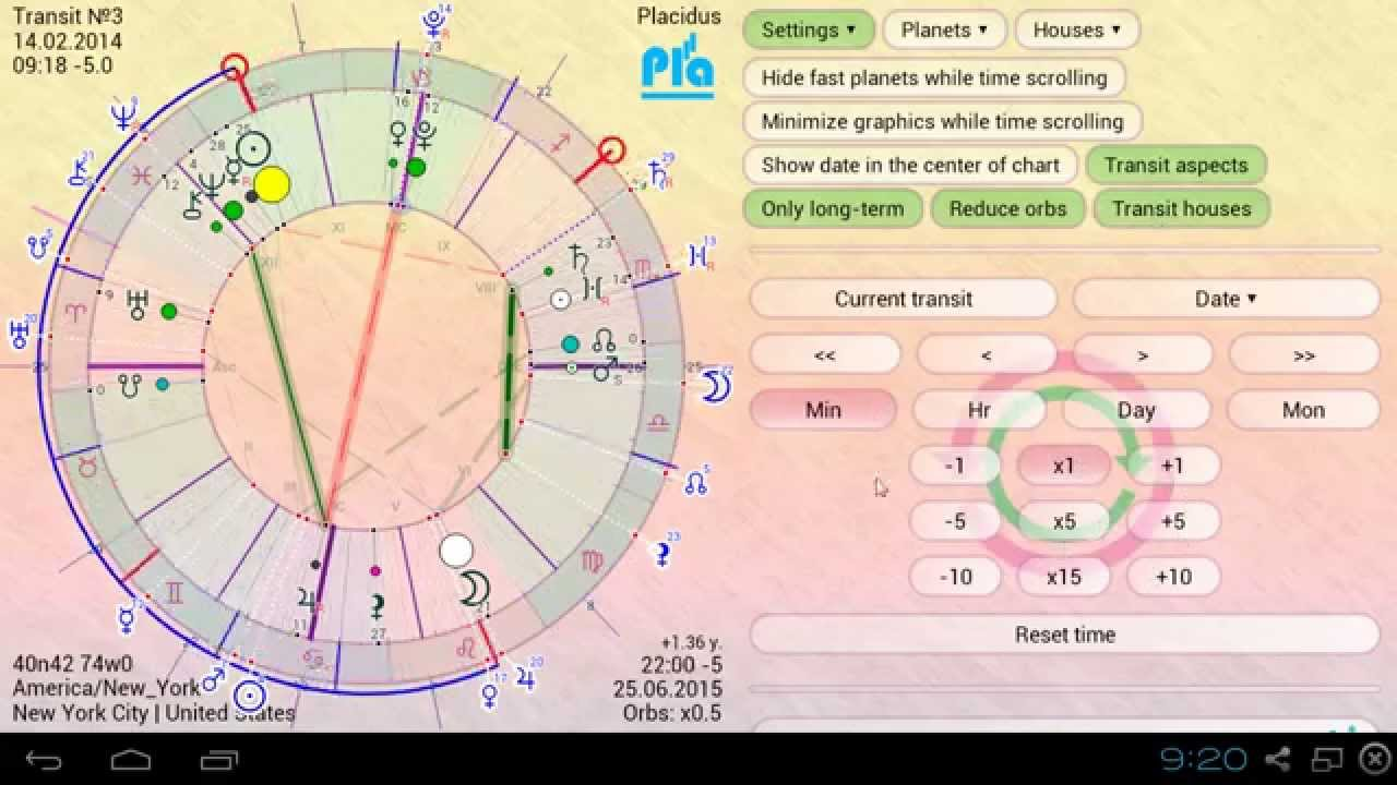 astrology software for android