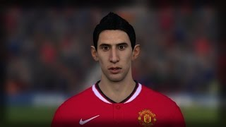 FIFA 15 | Ángel Di María Welcome to Manchester United Thumbnail