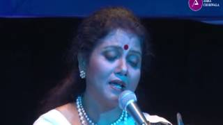 "Sutapa Bhattacharya- Live- ""Aj Tobe Ei Tuku Thak"""