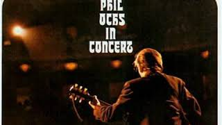Watch Phil Ochs Is There Anybody Here video
