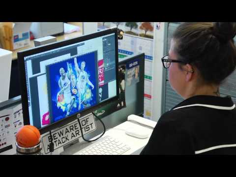 NBA Employee Profiles: Katie Benjamin, Retail Marketing