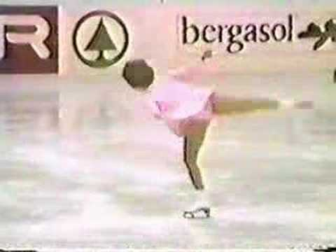 Emi Watanabe - 1979 World Championships Short Program