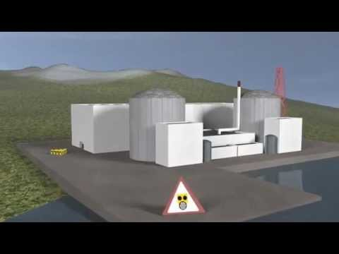 Decommissioning a nuclear power plant