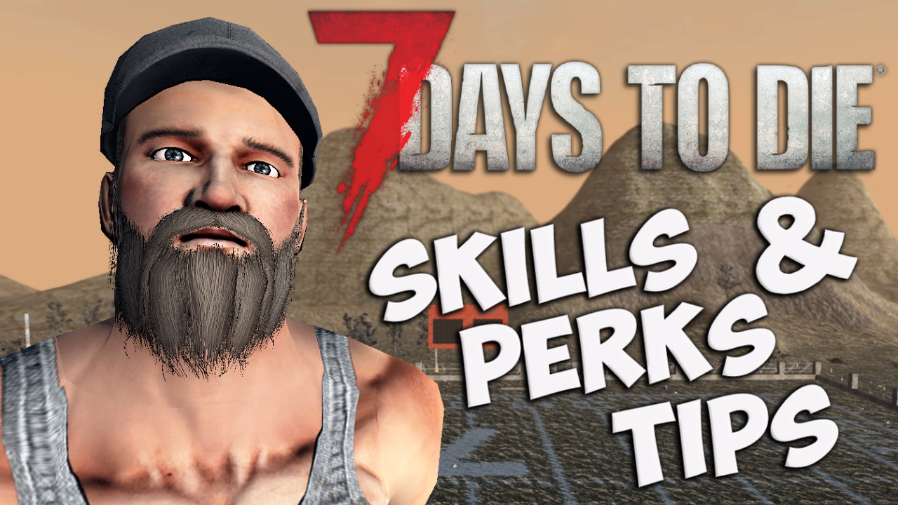 7 days to die give skill points command