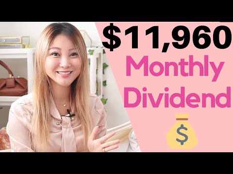 DIVIDEND INVESTING: ROBINHOOD CHALLENGE For Monthly Passive Income [WEEK 6] | Cherry Tung