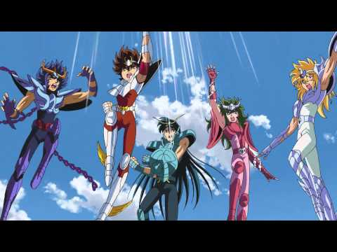Saint Seiya Brave Soldiers - opening movie / full theme MP3