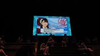 HKT48 8thシングル 選抜メンバー発表 センター 松岡はな