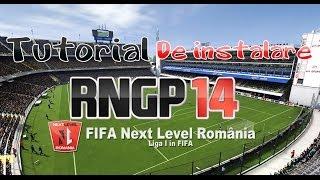 FIFA 14 - Tutorial de Instalare RNGP 14 V2.0