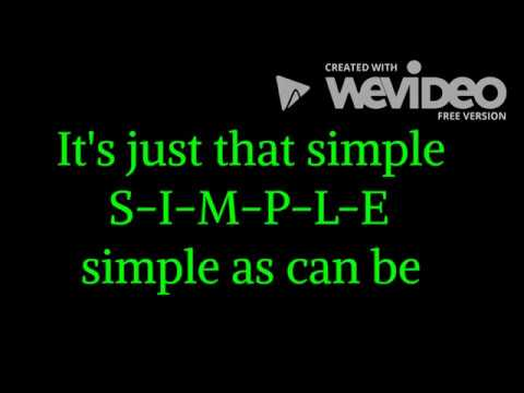 Florida Georgia Line - Simple (Lyrics)