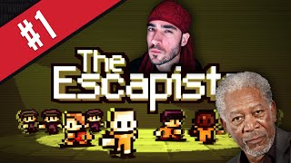 The Escapists (Alcatraz) - Ep 1 - Thug Life