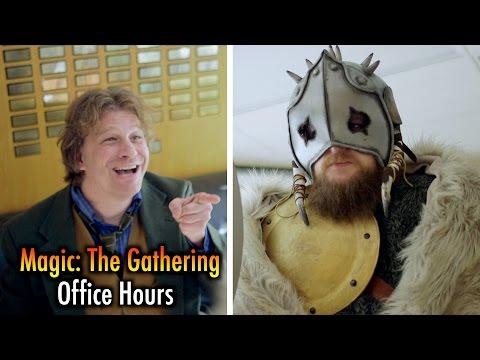 Magic: The Gathering Office Hours - Garruk Wildspeaker