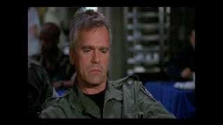 Stargate SG-1 Window of Opportunity Funny Scenes (English)