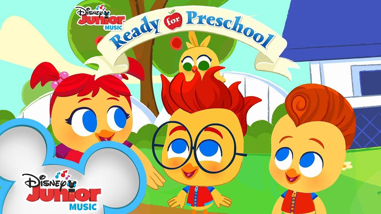Lets Keep Moving | Ready For Preschool | @Disney Junior