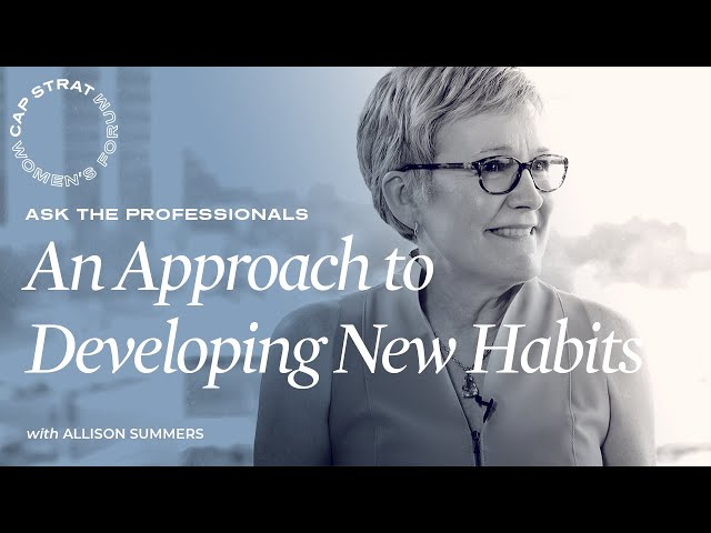 How To Create A New Habit