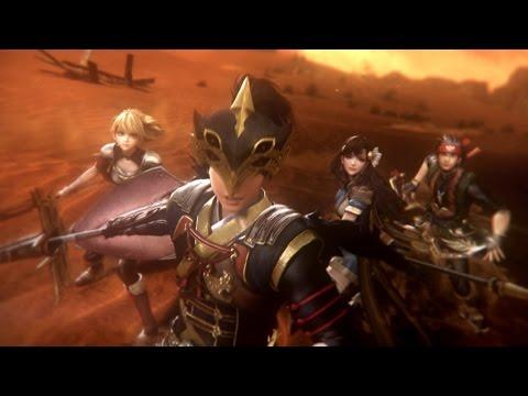 Toukiden 2 - Launch Trailer