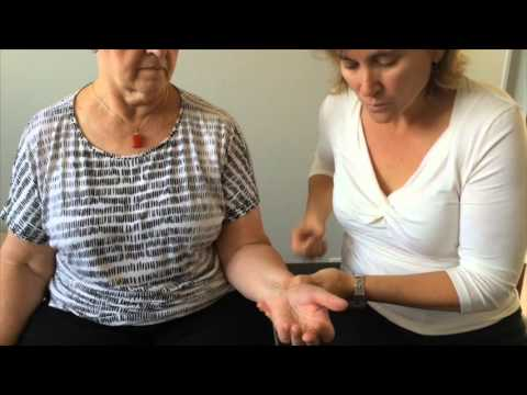 Wrist Pain and Stiffness    Physiotherapy Assessment and Treatment