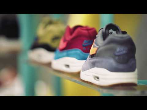 Pacepa x Tike Bucharest Air Max 1 New Collection