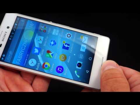 Sony Xperia M4 Aqua rozpakowanie i przegląd