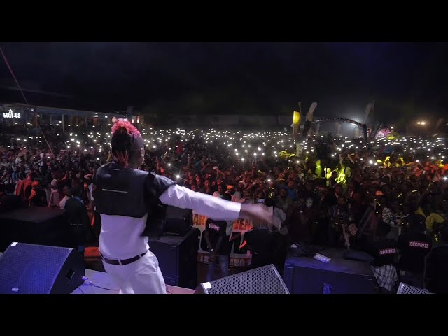 Innoss'B - Live @ Amani Festival Goma 15 février 2020