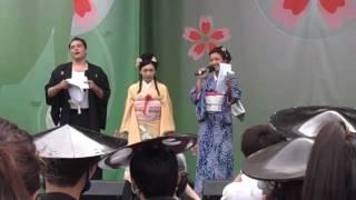 2010年6月6日。 加護ちゃんがJapan Dayのスペシャルサポーターとして登...
