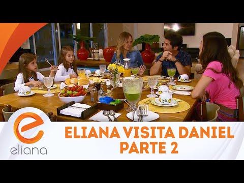 Eliana visita Daniel - Parte 2 | Programa Eliana (29/04/18)