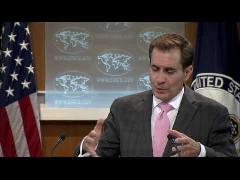 Daily Press Briefing- August 29, 2016