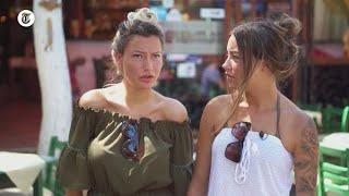 Domme tweeling blundert op tv