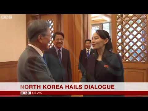 2018 feburary 13 BBC One Minute World News