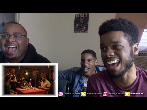 Lil Dicky - Freaky Friday feat. Chris Brown (Official Music Video) REACTION with Kidd