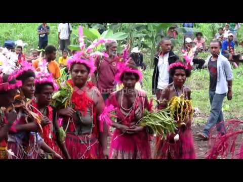 Karkar Island Culture Groups-Waskia,Takia