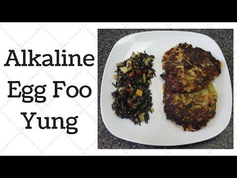 Egg Foo Yung Dr. Sebi Alkaline Electric Recipe