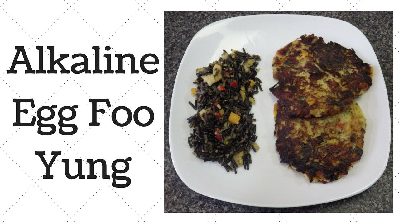 Egg Foo Yung Dr  Sebi Alkaline Electric Recipe