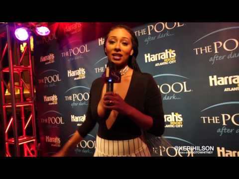 Keri Hilson  - The Female Kanye West Talks:  Almost Christmas, Pet Peeves & More