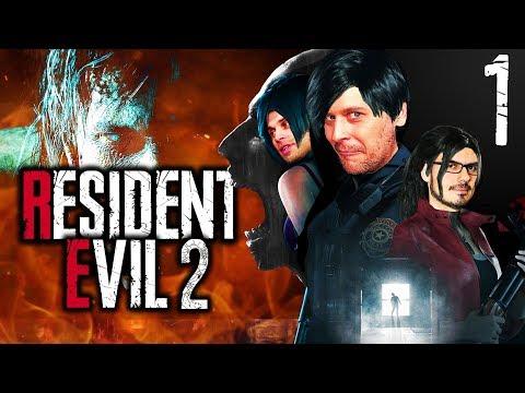 Resident Evil 2: Das Remake Mit Simon, Gregor & Fabian #01 | After Dark