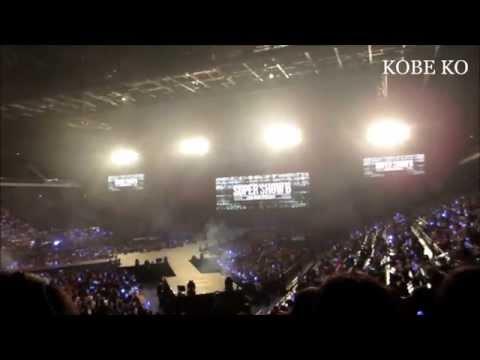 Super Junior 슈퍼주니어 Before Opening SS6 In Macau 010315