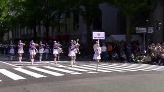 2013年5月3日に横浜で開催された第61回横浜開港みなと祭 国際仮装行列...