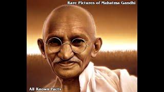 Rare pictures of Mahatma Gandhi