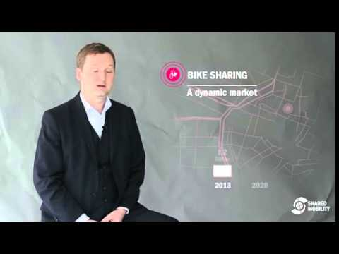 Mobilität: Lokale Einwohner sind die häufigsten Nutzer von Bike Sharing-Angeboten