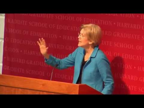 An Afternoon With Elizabeth Warren