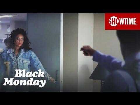 'Where You Going Tyrone?' Ep. 2 Official Clip | Black Monday | Season 1