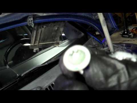 How to replace you Beatle Radiator Fan Volkswagen VW BUG