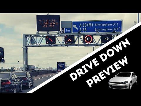 The drive down | Aston Villa vs Newcastle United