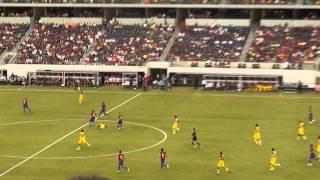 America Vs Barcelona 8-6-11: At Cowboy Stadium In Arlington 1