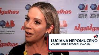 Luciana Nepomuceno   Cotas de gêneros na OAB