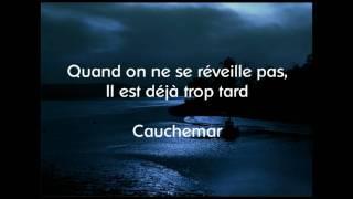 Cauchemar - Marie-Mai (paroles)