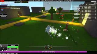 Roblox War of Weapons